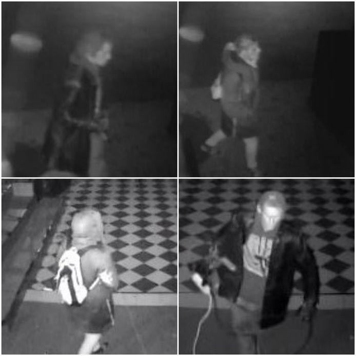 De politie Noorderkempen verspreidt deze beelden van de inbraak en doet een oproep tot getuigen.