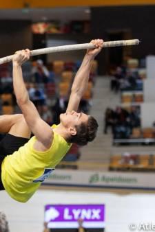 Bjorn Sloot uit Etten pakt brons op NK-indoor