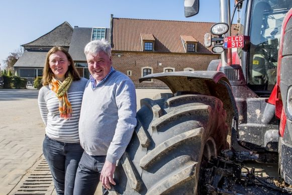 Eric en Maddy runnen met veel passie de Beinshoeve in Linter.