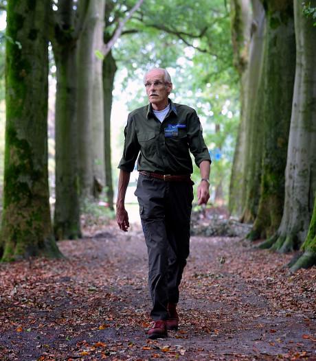 Vrijwillige boswachter weet alle antwoorden in Visdonk