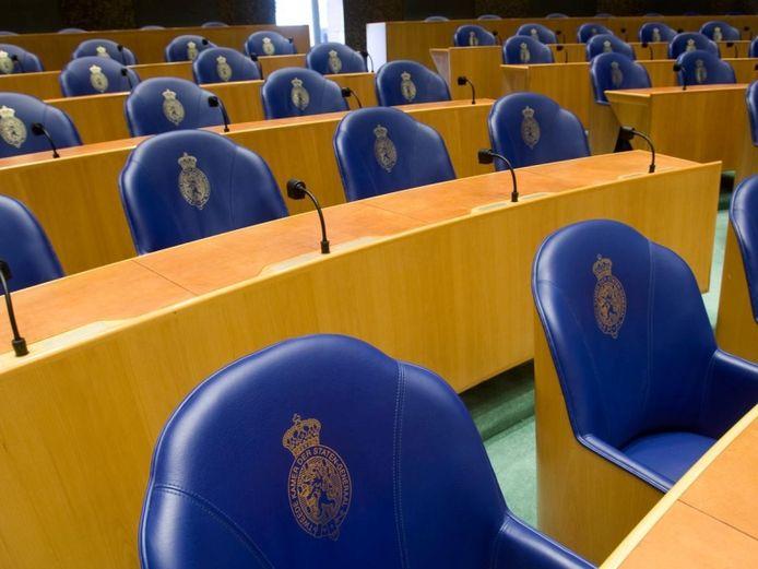 Lege zetels, Tweede Kamer