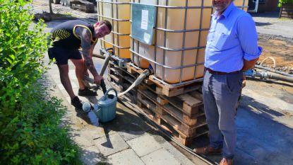 Inwoners Krekelstraat kunnen grondwater aftappen tijdens wegenwerken