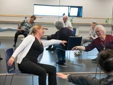 'Losser in de spieren' na een lesje zitdansen