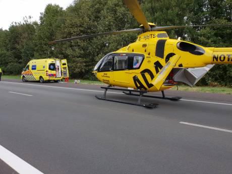 Dode bij ongeluk op A35; snelweg richting Almelo weer open