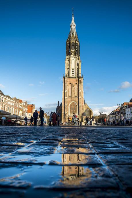 Nieuwe Kerk in Delft is brandveiliger dan de Notre-Dame was
