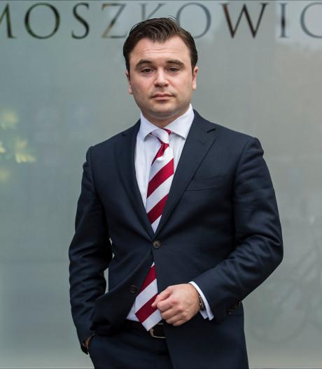 Advocaat Yehudi Moszkowicz probeert verdachte van woningoverval Scheveningen vrij te krijgen