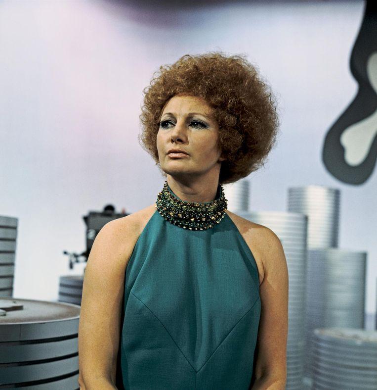 Adèle Bloemendaal in 1969. Beeld anp
