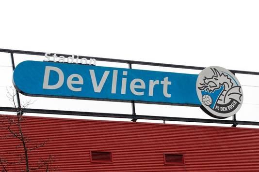Stadion De Vliert van FC Den Bosch.
