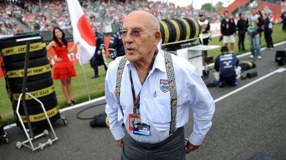 Engelse racelegende Stirling Moss op 90-jarige leeftijd overleden na slepende ziekte