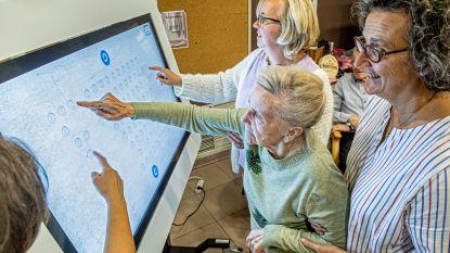 Reuzegrote tablet stimuleert dementerende bewoners rusthuis Ter Berken