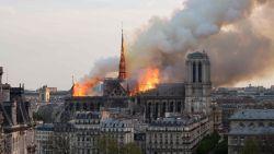 Al bijna 700 miljoen euro beloofd voor wederopbouw kathedraal