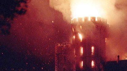 Van Nationaal Museum van Brazilië tot Windsor Castle: ook deze beroemde gebouwen werden verwoest door brand