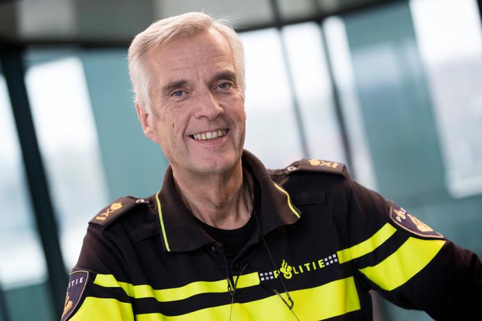 Frans Heeres: ,,Oost-Brabant heeft meer dan gemiddeld last van mobiel banditisme.''