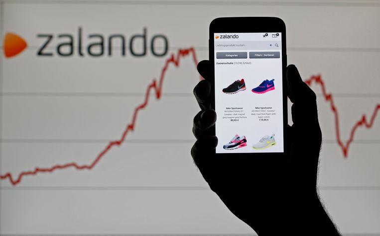 Zalando stelt zichzelf als doel om net zo groot te worden als kledingreus H&M.