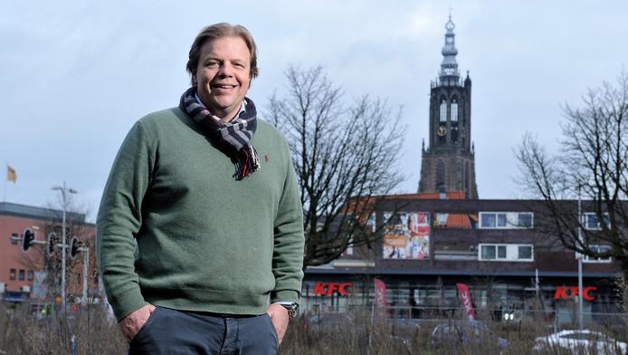 Kees van Loon kocht 'toen de prijs goed was' het terrein van voormalig sterrenrestaurant De Witte.
