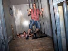 Ontsnappen uit cel mag wél bij Prison Island in Eindhoven: 'Je zit gewoon een uur opgesloten'