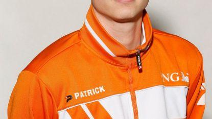 Lothar D'hondt (24) wordt jongste ref ooit in Jupiler Pro League