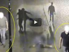 Kopschoppende verdachten Catharinastraat in Breda melden zich