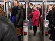 Beurs drukste metrostation van Nederland