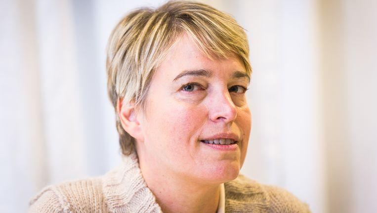 Vlaams minister van Milieu Joke Schauvliege.