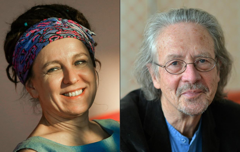 Linkse Feministe En Rechts Verbrande Winnen Nobelprijs