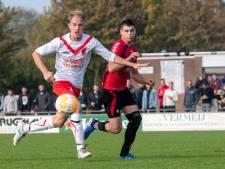 Van Gemert bezorgt Roda'28 in blessuretijd zege op Beuningse Boys