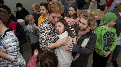 De Meiroos viert afscheid van poetsvrouw Marleen (60) na 38 jaar trouwe dienst