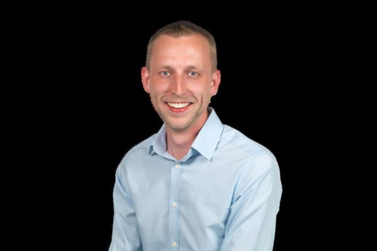 Xavier Laureys is de nieuwe voorzitter voor de lokale N-VA afdeling.