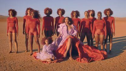 Beyoncé kiest voor Belgische choreograaf in nieuwe videoclip (en dochter Blue Ivy is ook te zien)
