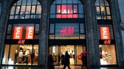 H&M wil winkelnetwerk inkrimpen na slechte kwartaalcijfers