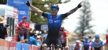 Sprinter Nizzolo ritwinnaar in Tour Down Under