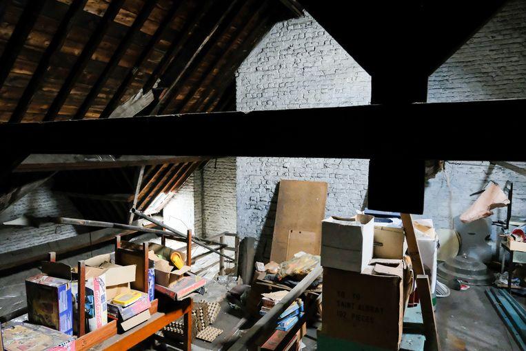 bouwproject in oude school