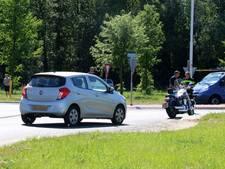 Motorrijder gewond bij botsing met auto in Borculo