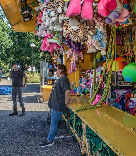 Illegale kermis in Oosterhout vraagt aandacht voor lege portemonnee: 'Wie een kermis afzegt, kan actie verwachten'
