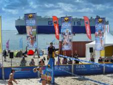 Beste beachvolleybaljeugd komt in Vlissingen trainen en training geven