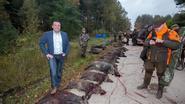 Burgemeester krijgt dreigmails na jacht op evers: van 'dierenhater' tot 'hang hem op'