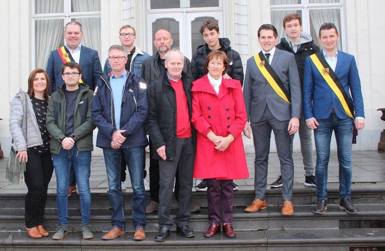 De gouden familie Van Hecke.
