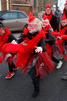 Carnaval begint vroeg in Sint Jansteen