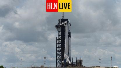 HLN LIVE. Voorbereidingen voor poging twee van de SpaceX-lancering volop bezig, volg er hier live alles over