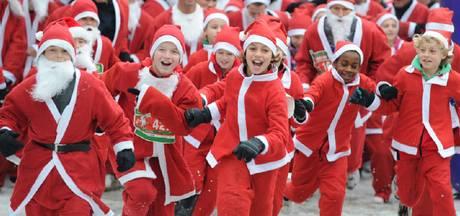 Osse kerstmannen lopen dit jaar voor zorgondernemingen en dierenopvang