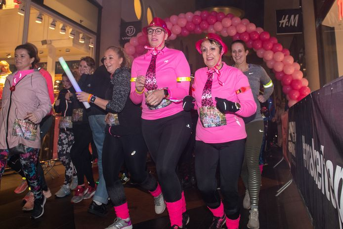 De Love Run in Amersfoort