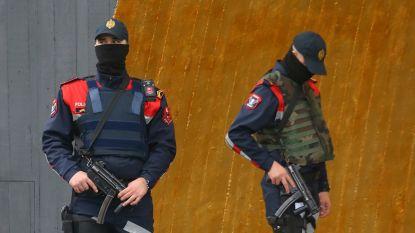 Twee Kosovaren gearresteerd voor beramen van aanslagen in België en Frankrijk