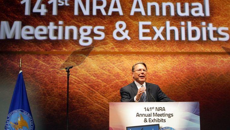 In april 2012 hield de NRA nog haar nationale conventie Beeld ap