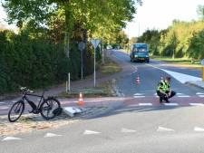 Automobilist rijdt door na botsing met fietser in Yerseke