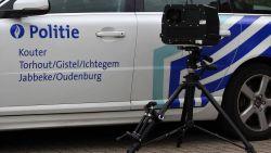 Hier houdt de politie volgende week flitscontroles in Gistel en Oudenburg