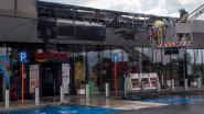 Brand beschadigt deel van dak Total-tankstation langs E17 in Kalken: restaurant en servicestation tijdelijk gesloten