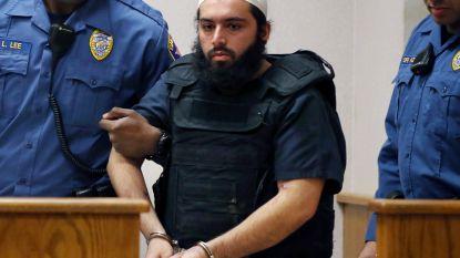 Man die in 2016 bomaanslagen pleegde in New York en New Jersey krijgt levenslang