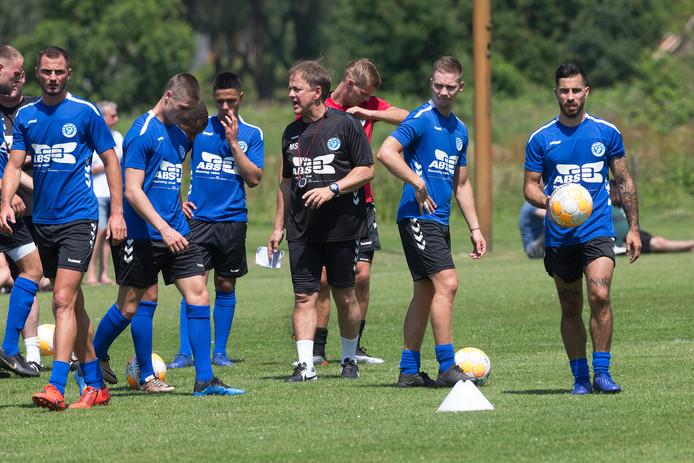 De Graafschap belegt komende week een trainingskamp in Doorwerth.