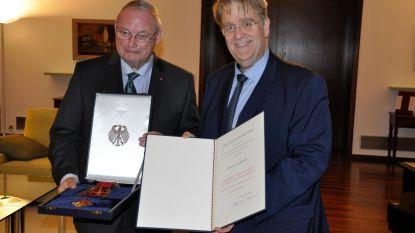 Duitsers danken Breyne voor herdenking WO I