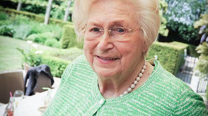 93-jarige medeoprichtster Roularta overleden